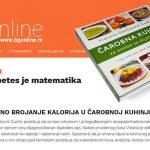 Čarobna kuhinja je kuvar za dijabetičare, recepti za osobe sa dijabetesom, zdrava dijeta.