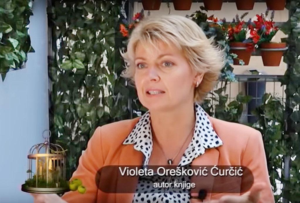 Violeta Orešković Ćurčić o kuvaru za dijabetičare i receptima za osobe sa dijabetesom, zdrava ishrana i dijeta