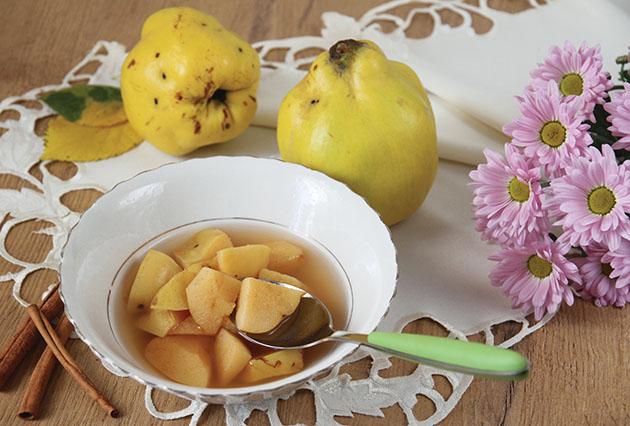 Recept za kompot od dunja za dijabeticare iz kuvara Carobna kuhinja