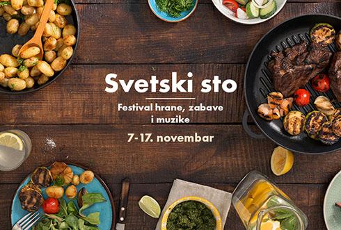 Festival hrane, Ada mol, novembar 2019, promocija kuvara čarobna kuhinja Violete Orešković Ćurčić, kuvar za dijabetičare, recepti za osobe sa dijabetesom