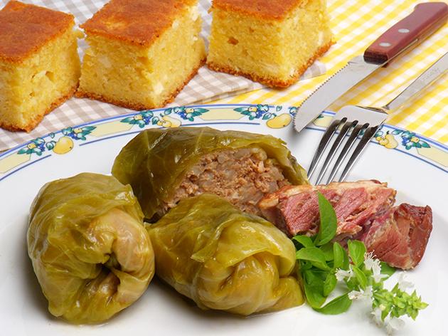 Sarma za dijabeticare, Kuvar Carobna kuhinja Lakse sa dijabetesom, recepti za osobe sa dijabetesom