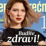 "Časopis ""Lepa & srećna"", Rubrika ""Aktuelno"""